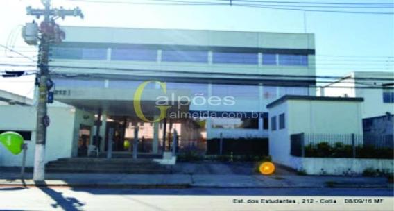 Galpão Para Alugar Granja Viana Ii Cotia - Gbl261