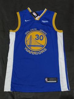 Camisa Basquete Golden State Nba - 30 Curry - Pronta Entrega