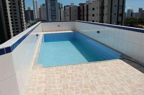 Apartamento Em Jaqueira, Recife/pe De 44m² 1 Quartos Para Locação R$ 2.000,00/mes - Ap400363