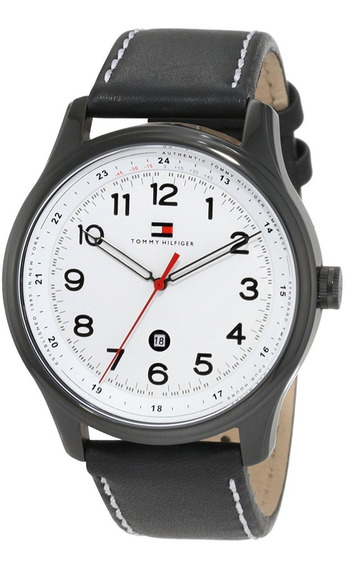 Reloj Tommy Hilfiger Th 1710309 Cuero Envio Gratis