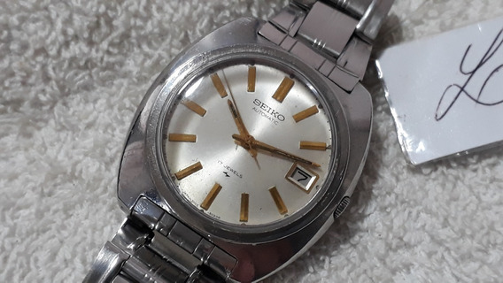 Relógio Seiko 7005 Masculino, Automático - Anos 70 !