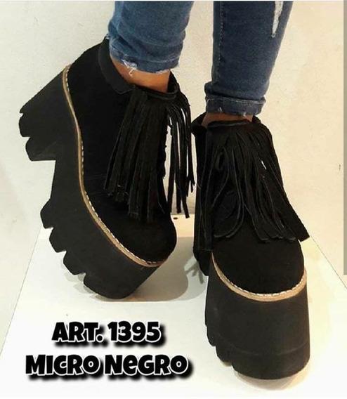 Zapato Mujer Invierno