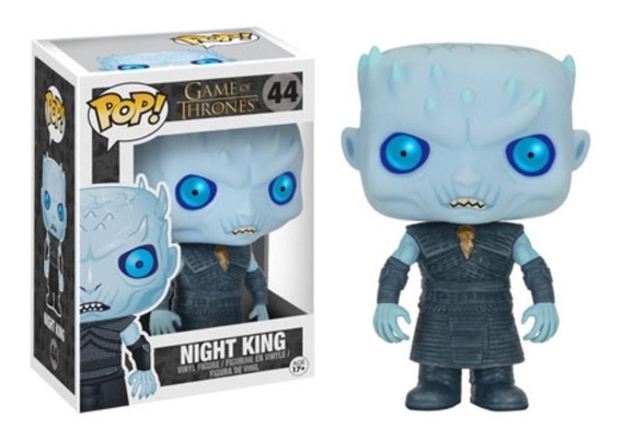 Figura Funko Pop Games Of Thrones - Night King 44