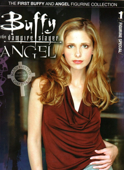 Apenas A Revista Em Ingles Da Buffy - Bonellihq Cx341 J19
