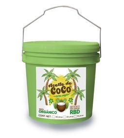 Aceite De Coco Para La Cara [4 Litros] Orgánico Refinado