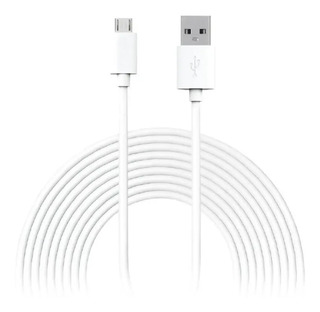 Cable Micro Usb 2 Metros Largo Compatible Carga Rapida