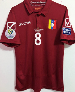 Camisa Venezuela Copa América 2019 Vs. Brasil Completa