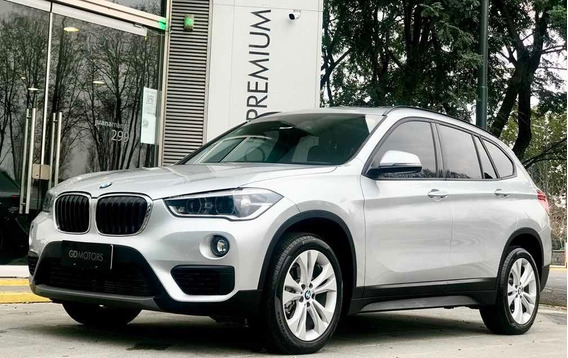 Gd Motors Bmw X1 18i Active 2019 Patentado 2020 600 Km
