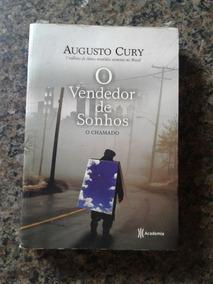 Livro O Vendedor De Sonhos - Augusto Cury