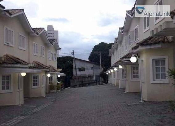 Casa Residencial À Venda, 3 Dormitórios, Jardim Tupanci, Barueri. - Ca0513