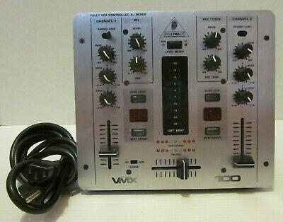 Mixer Vmx 100 Behringer 220v