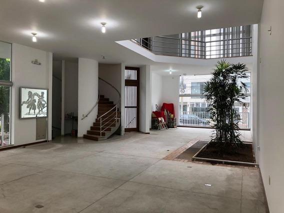 Prédio Para Alugar, 506 M² Por R$ 15.000/mês - Santo Antônio - São Caetano Do Sul/sp - Pr0244