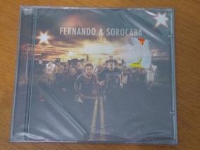 Cd Fernando E Sorocaba Homens E Anjos Lacrado Novo Original