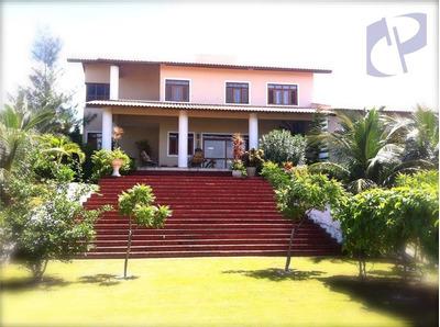 Casa Residencial À Venda, Porto Das Dunas, Aquiraz - Ca1123. - Ca1123