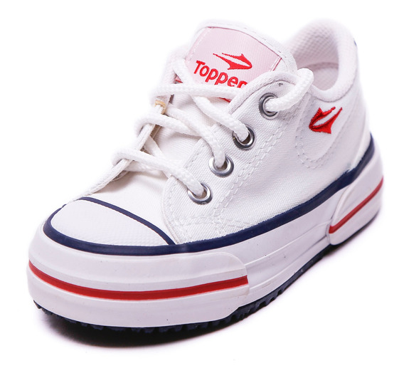 Zapatilla Topper Nova Low Kids