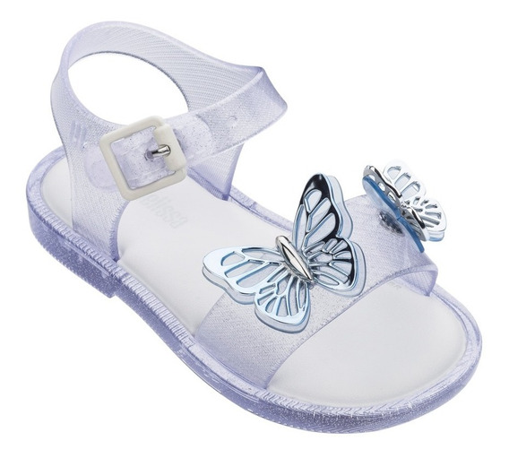 Sandália Mini Melissa Mar Sandal Fly