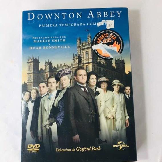 Serie Downtown Abbey Primera Temporada Material Extra