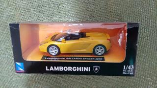 Lamborghini Gallardo Spyder 2006 (1:43)mini