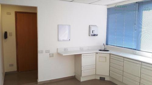 Imagem 1 de 16 de Cj0519 - Conjunto Para Alugar, 44 M² Por R$ 900/mês - Jardins - São Paulo/sp - Cj0519