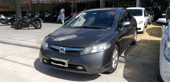 Honda Civic 1.8 Lxs Flex Aut. 4p 2007