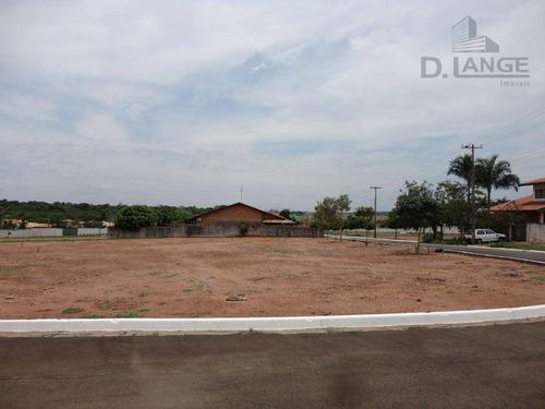 Terreno À Venda, 546 M² Por R$ 235.000,00 - Bosque De Barão Geraldo - Campinas/sp - Te1211