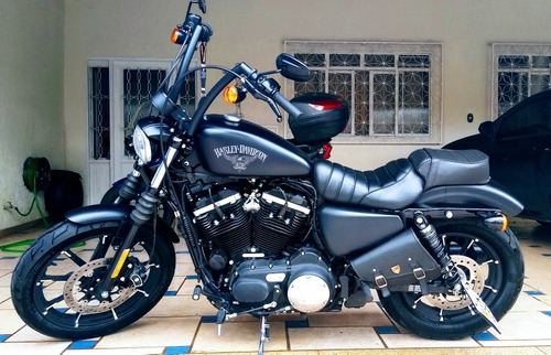 Harley Davidson Xl883 N Iron