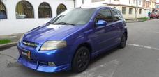 Chevrolet Aveo L Gti 1.4 Mt 3p Aa