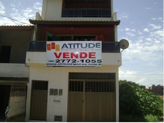 Apartamento Para Venda, 2 Dormitórios, Barreto - Macaé - 512