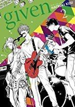 Imagen 1 de 1 de Given, Vol. 2 (yaoi Manga) Lmz2
