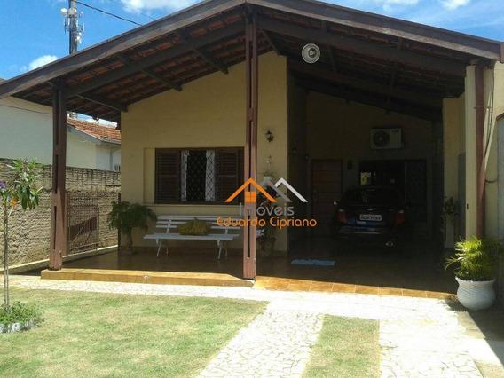 Casa Residencial À Venda, Centro, Pirassununga. Aceita Permuta Imóvel Em Caraguatatuba Sp - Ca0095