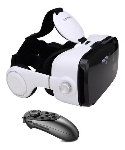 Gafas Realidad Virtual Bobo Vr Z4 Con Audifonos Diademas
