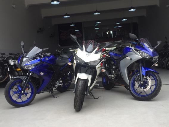 Yamaha Yzf R3 0 Km Linda