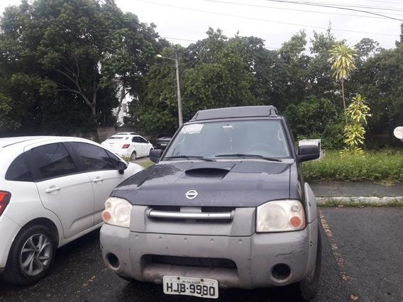 Nissan Frontier 2.8 Xe Cab. Dupla 4x2 4p 2007