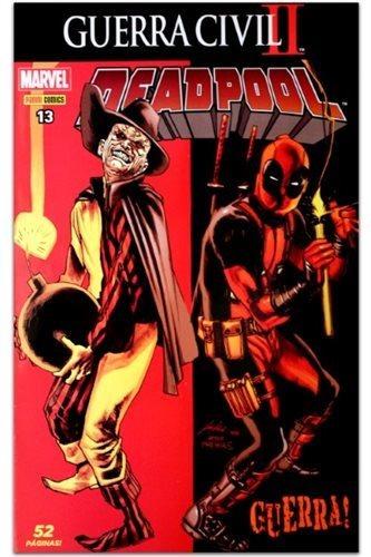 Hq Deadpool- Edição 13/panin