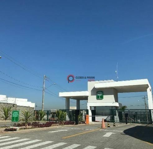 Imagem 1 de 7 de Terreno Cond. Solar Do Bosque - Aceita Carro - Te0371