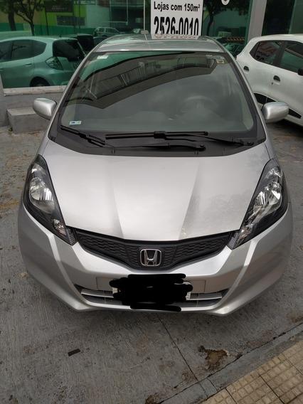 Honda Fit 1.4 Cx Flex Aut. 5p 2014