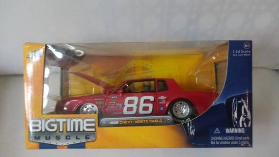 Chevy Monte Carlo Año 1986 Escala 1/24