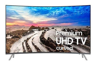 Smart Tv Samsung Televisor Led 65 Curvo Smart Tv Un65mu850