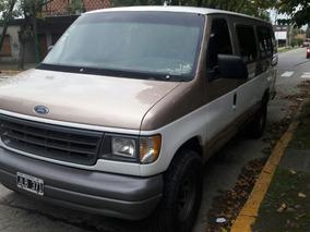 Ford Econoline E-250 (precio Negociable)