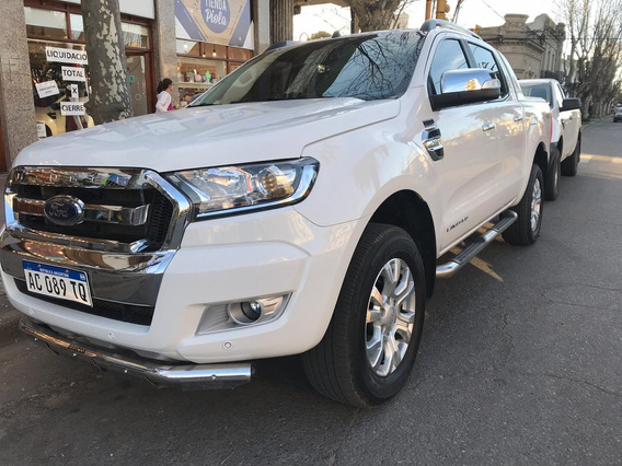 Ford Ranger Limited 4x4 Automatica