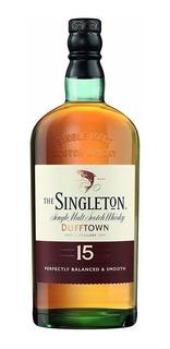 Whisky Singleton Dufftown 15 Años 700ml. - Envío Gratis!