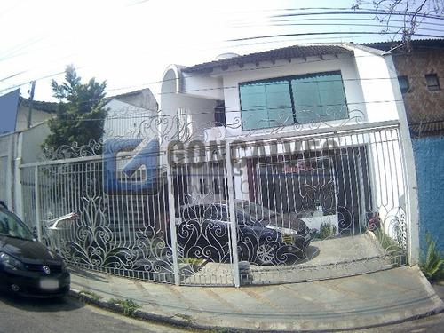 Venda Sobrado Sao Bernardo Do Campo Jardim Do Mar Ref: 10713 - 1033-1-107138