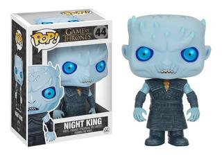 Funko Pop Game Of Thrones Night King 44 Original En Stock