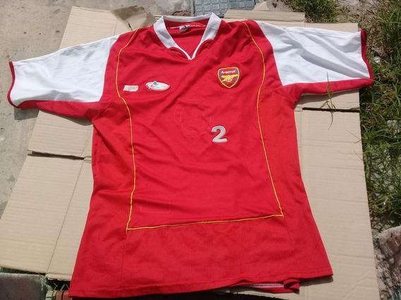 Camiseta Arsenal Xxl Num 2 Largo 70 Cm Mara Dember S