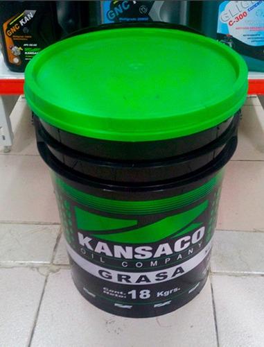 Grasa Antitorque Antiengrane Cobreada Balde X 18kg Kansaco