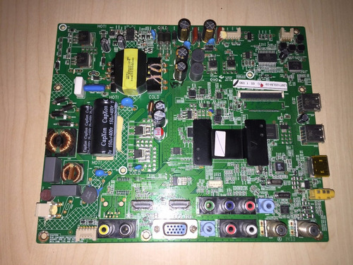 Placa Main/fuente Led Tv Rca L39t10slim, Impecable!!!