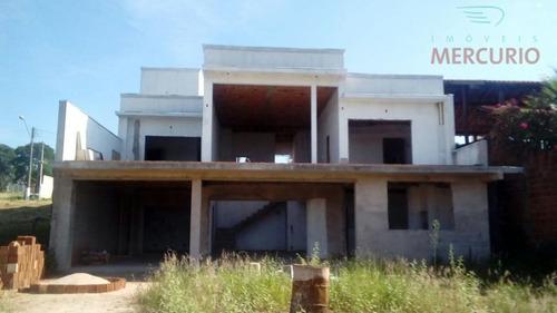 Imagem 1 de 17 de Casa Com 3 Dormitórios À Venda, 316 M² Por R$ 650.000,00 - Residencial Primavera - Piratininga/sp - Ca2405