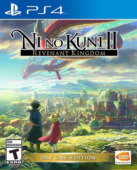 Ni No Kuni 2 - Revenant Kingdom - Ps4 - Pronta Entrega!