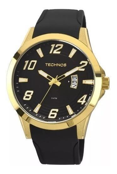 Relógio Technos Masculino Performance 50 Metros 2115kqa/8p