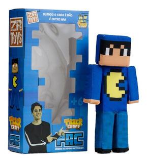 Boneco Tazer Craft Pac Zr Toys C3037